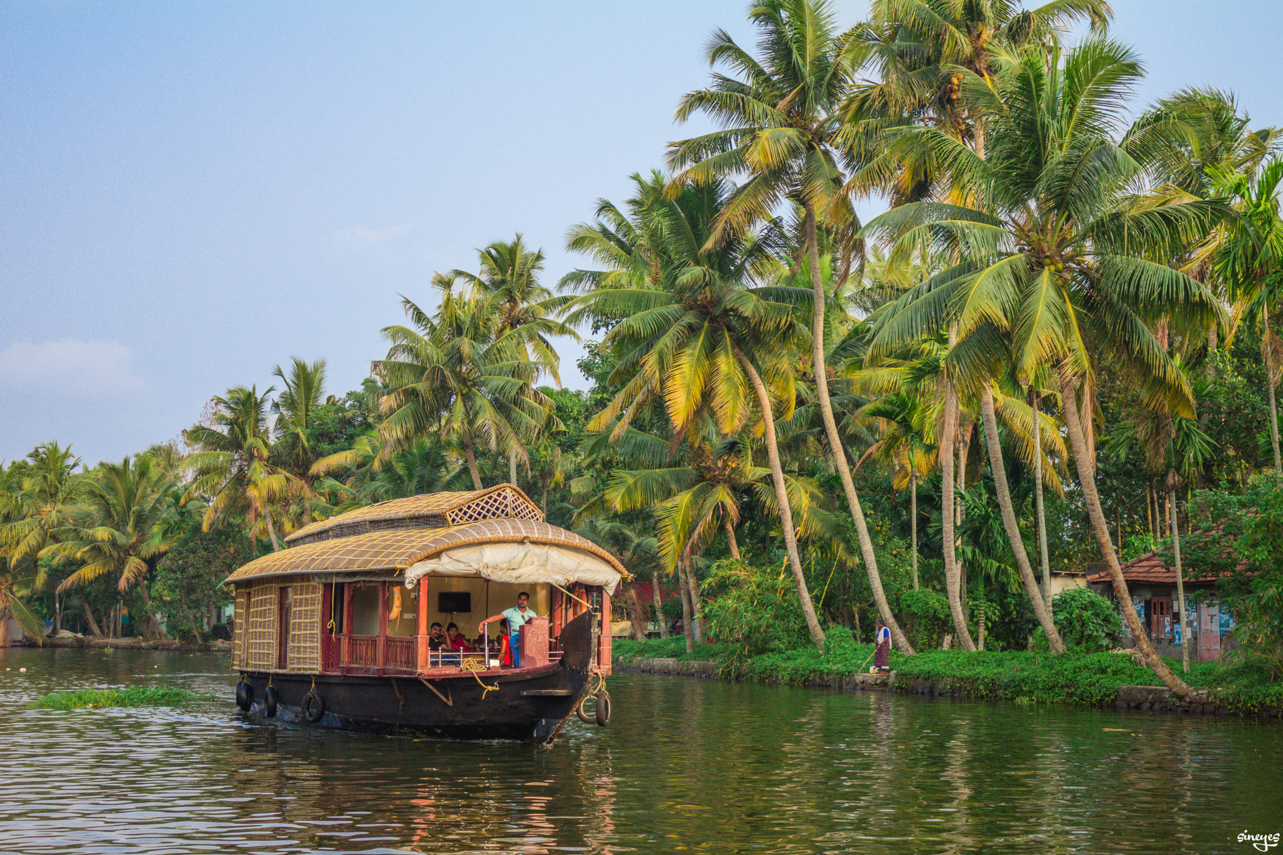 India's Venice of the east - Alleppey, Kerala