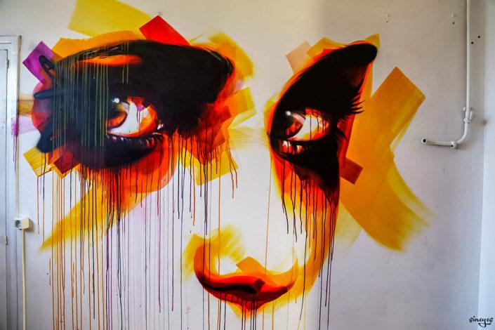 Le désir de peindre - Tour XIII, Paris