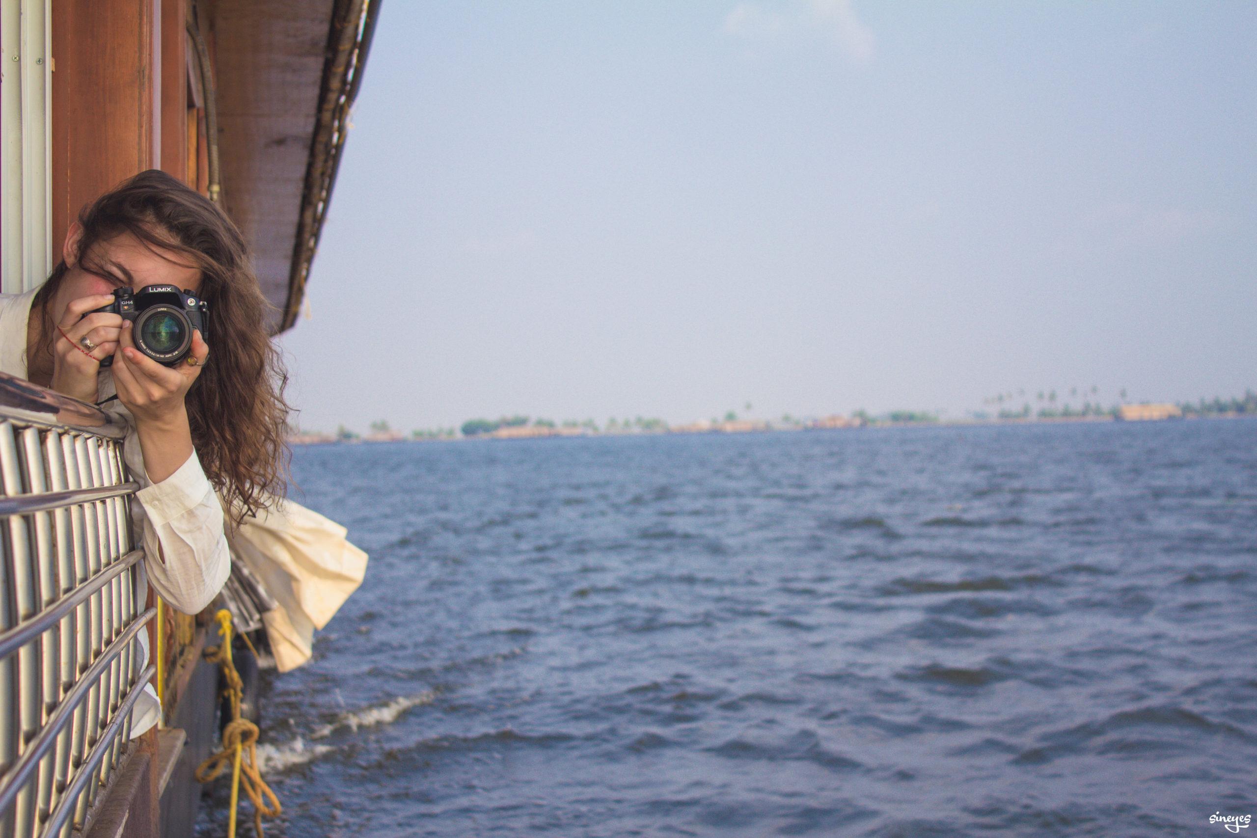 Te suivre au bout du monde - Alleppey, Kerala