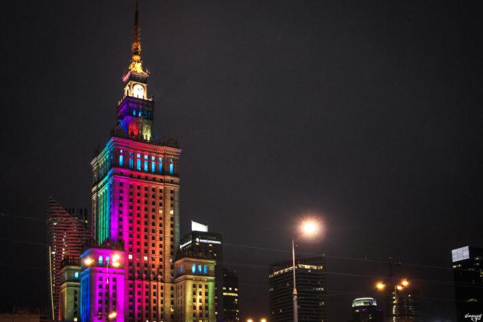 Night call - Varsovie, Pologne