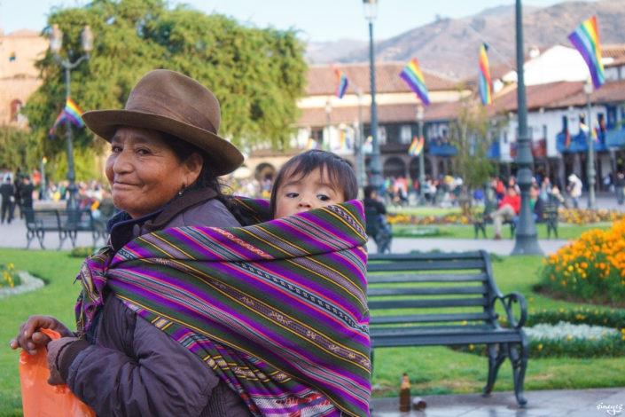 Bienveillance - Cuzco, Pérou