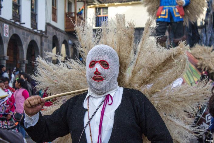 Gangsta parade - Cuzco, Pérou