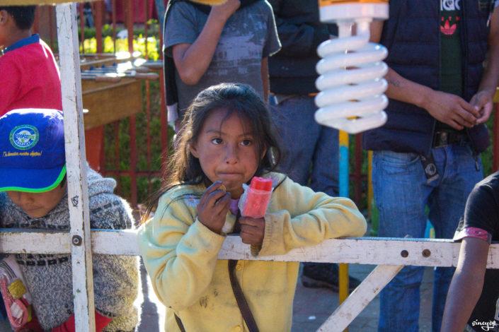 Poussin - Cuzco, Pérou