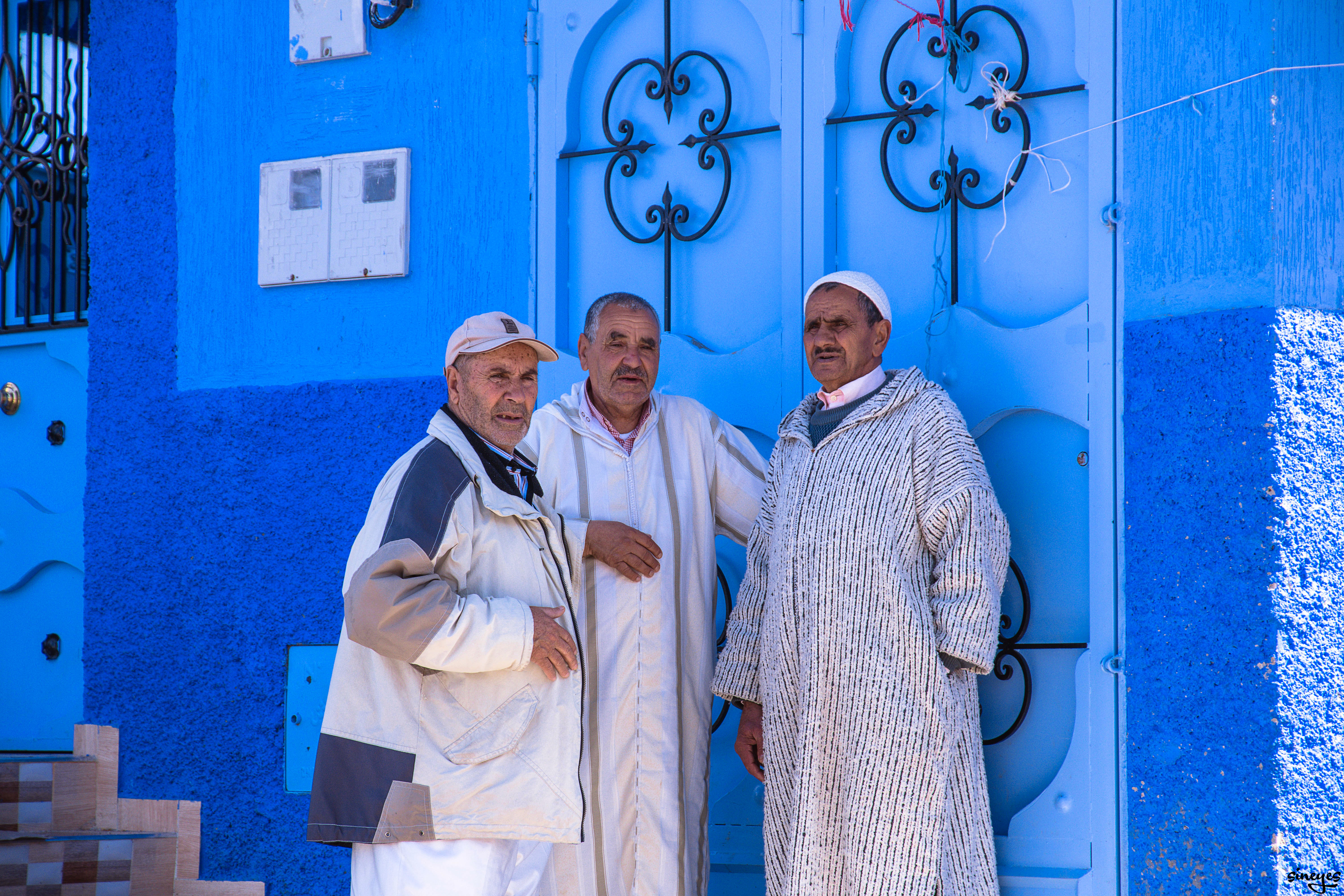 Till it's too late - Chefchaouen, Maroc, avril 2018
