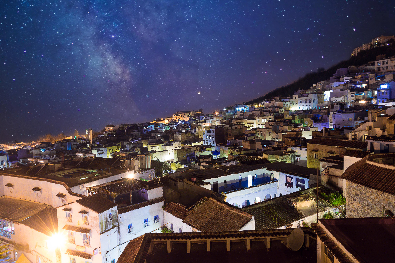 Mille et une nuits - Chefchaouen, Maroc, avril 2018