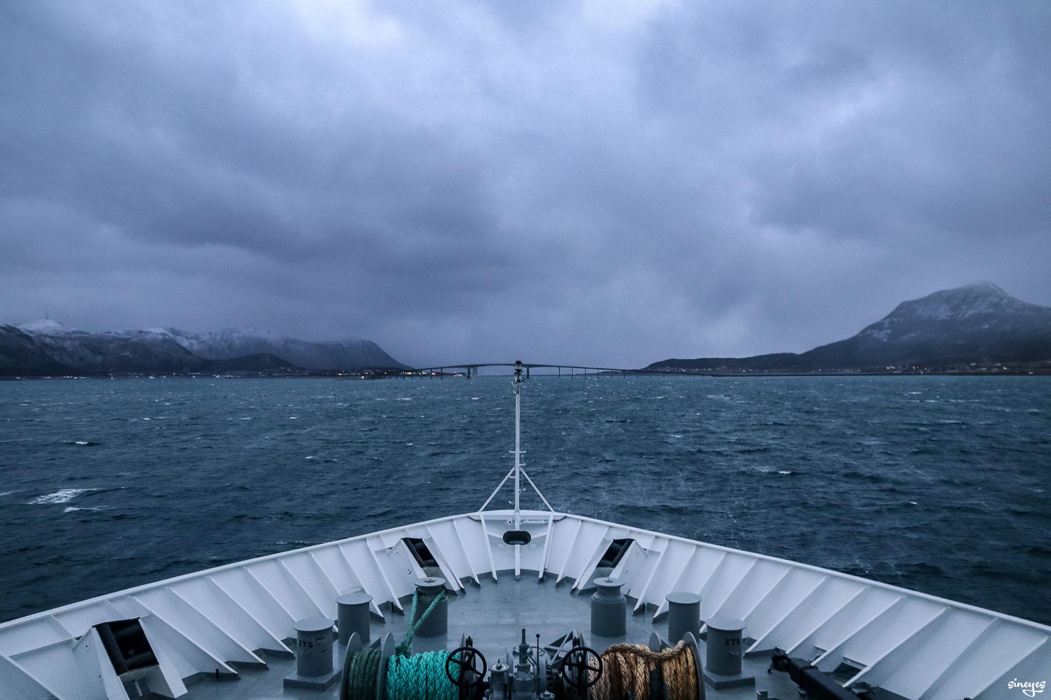 Bout du monde - Norvège
