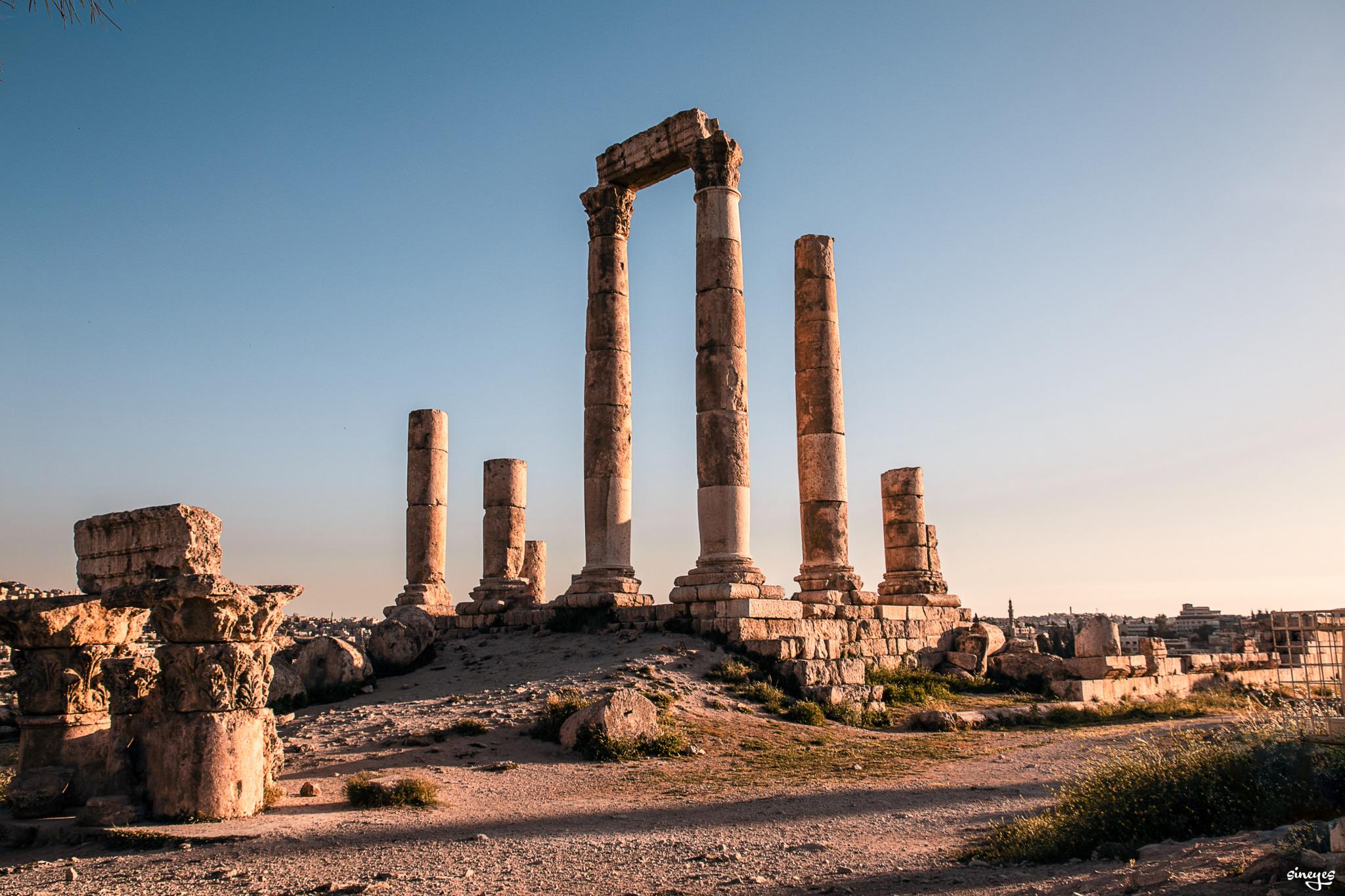 Amman by sineyes