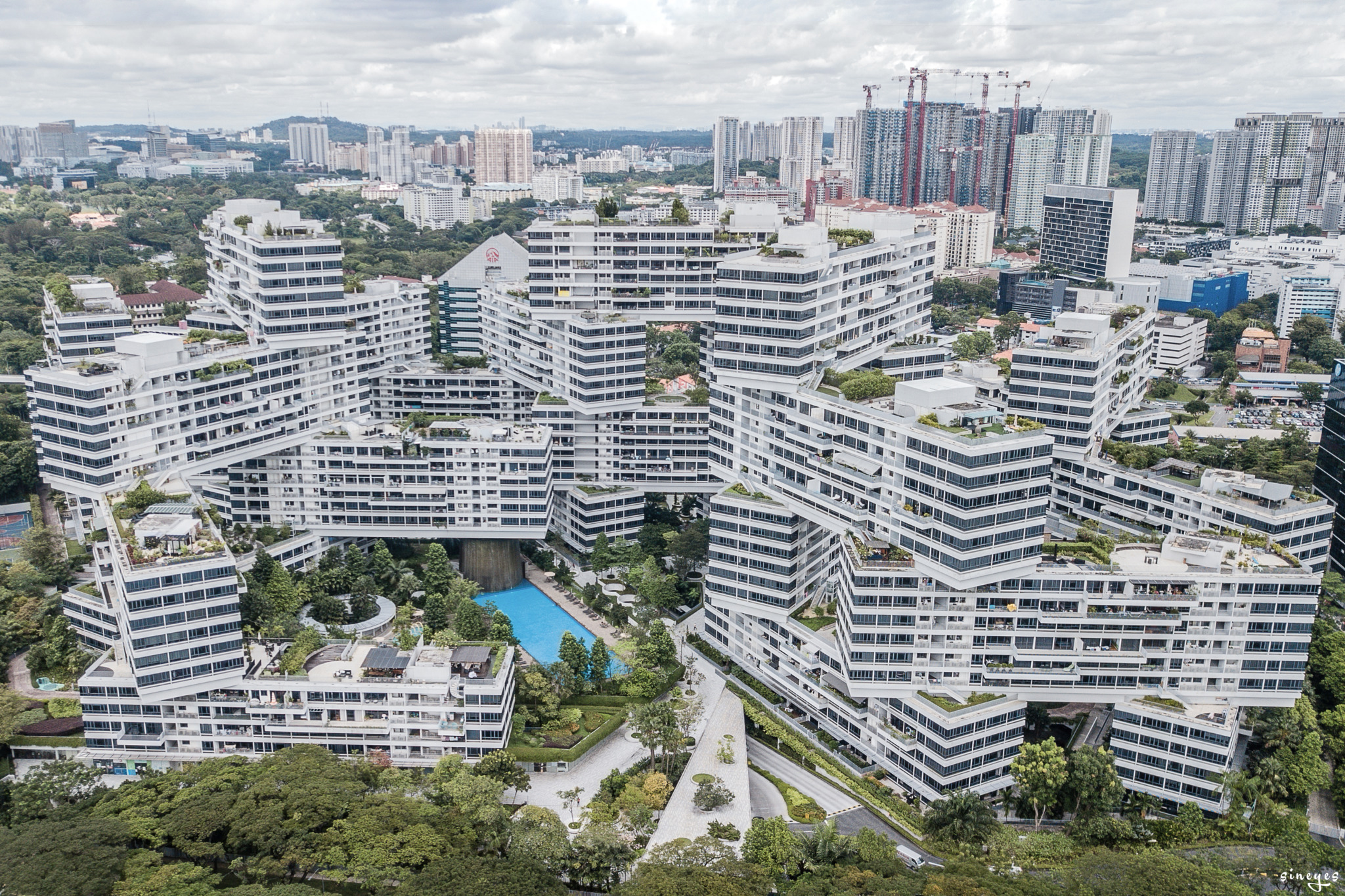The interlace by sineyes