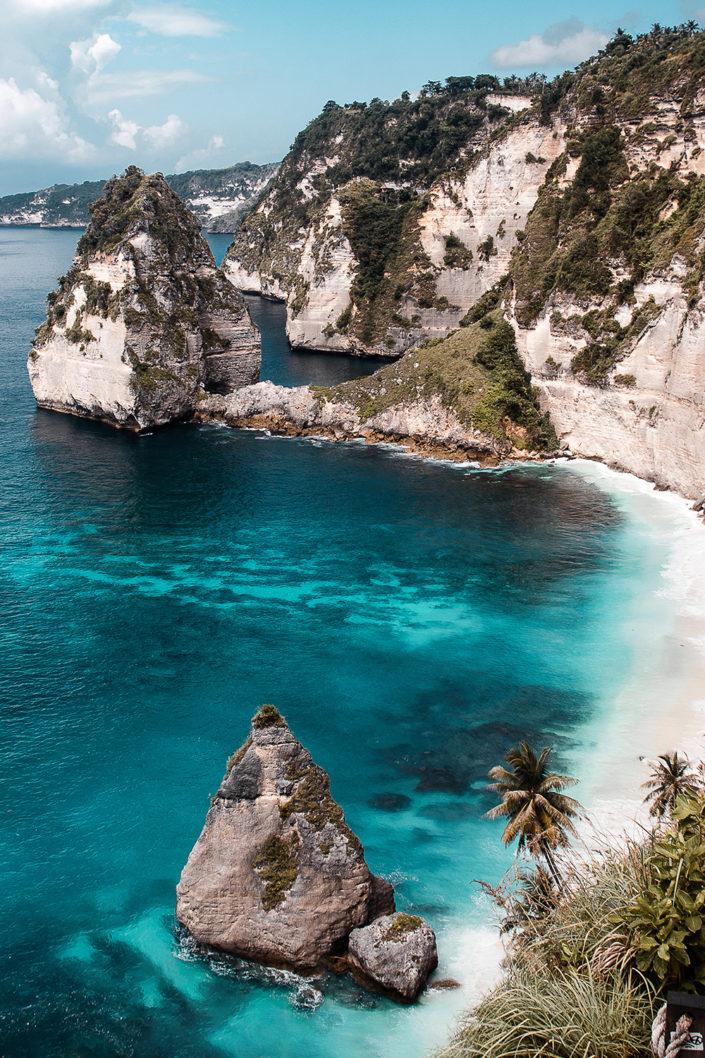 Diamond beach - Nusa Penida, Indonésie