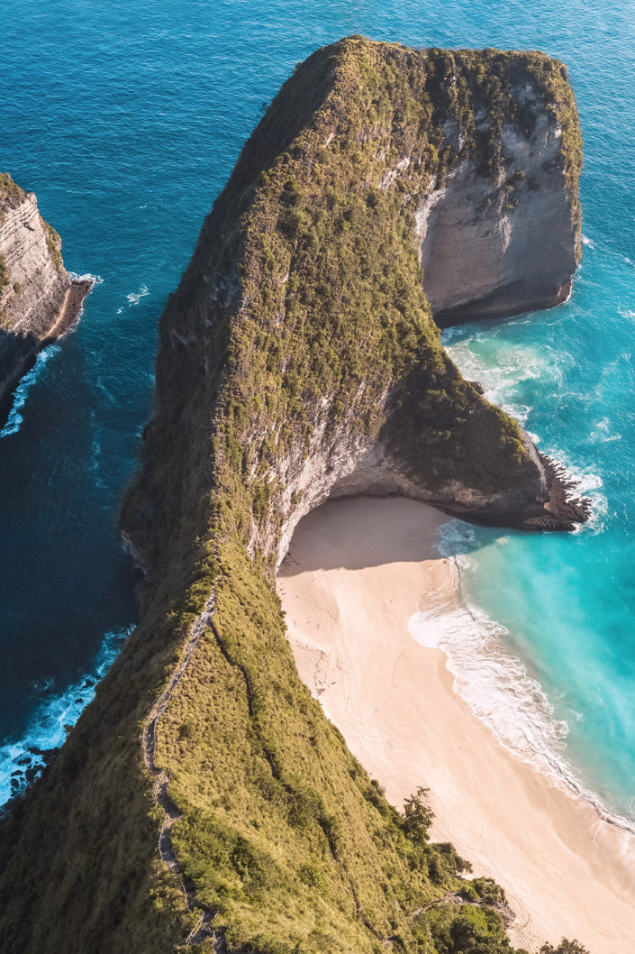 T-rex - Nusa Penida, Indonésie