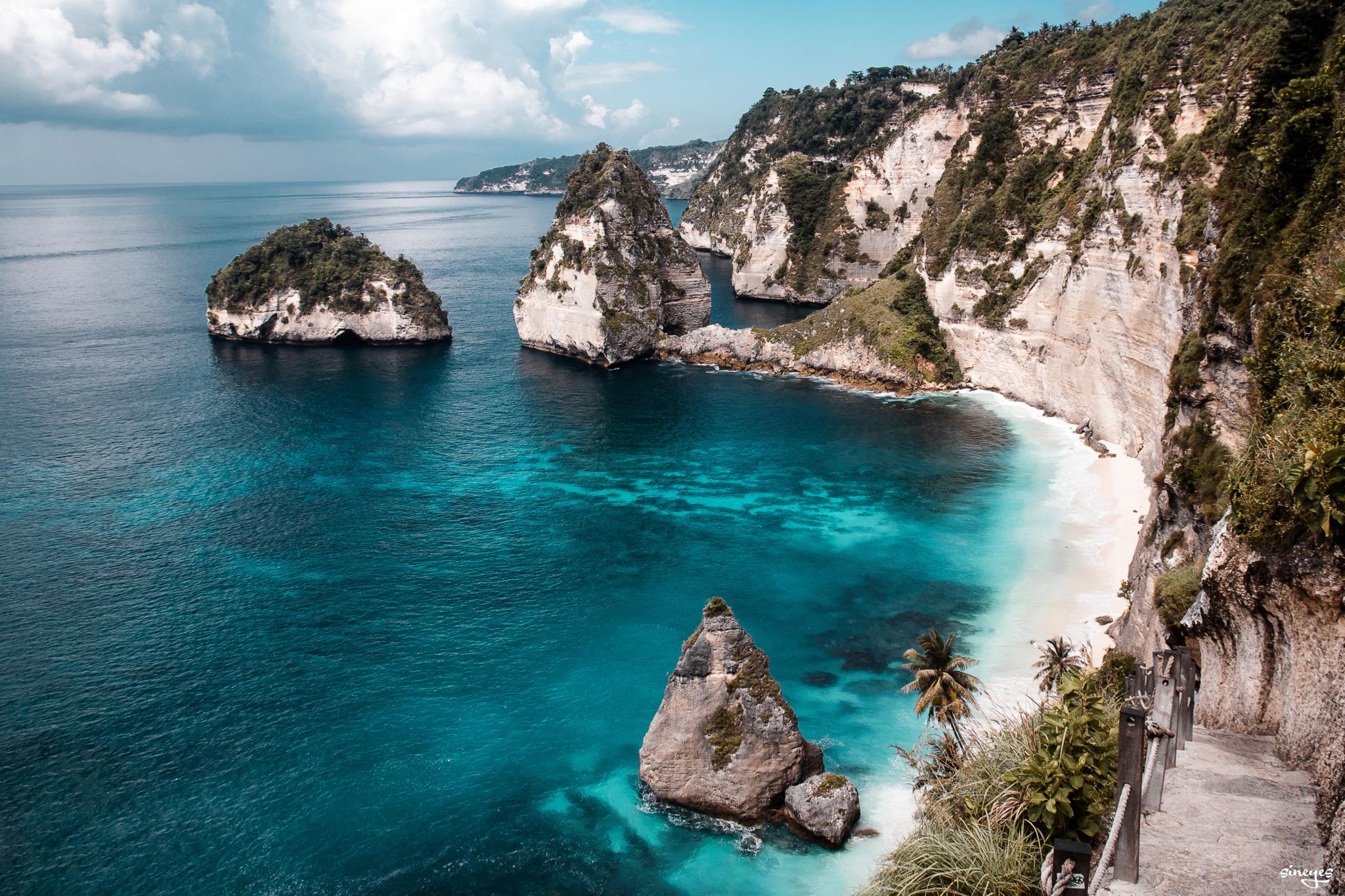 Diamond beach by sineyes
